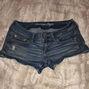 American Eagle stretch shorts size 2